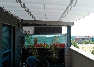 Pergolas y toldos Valladolid